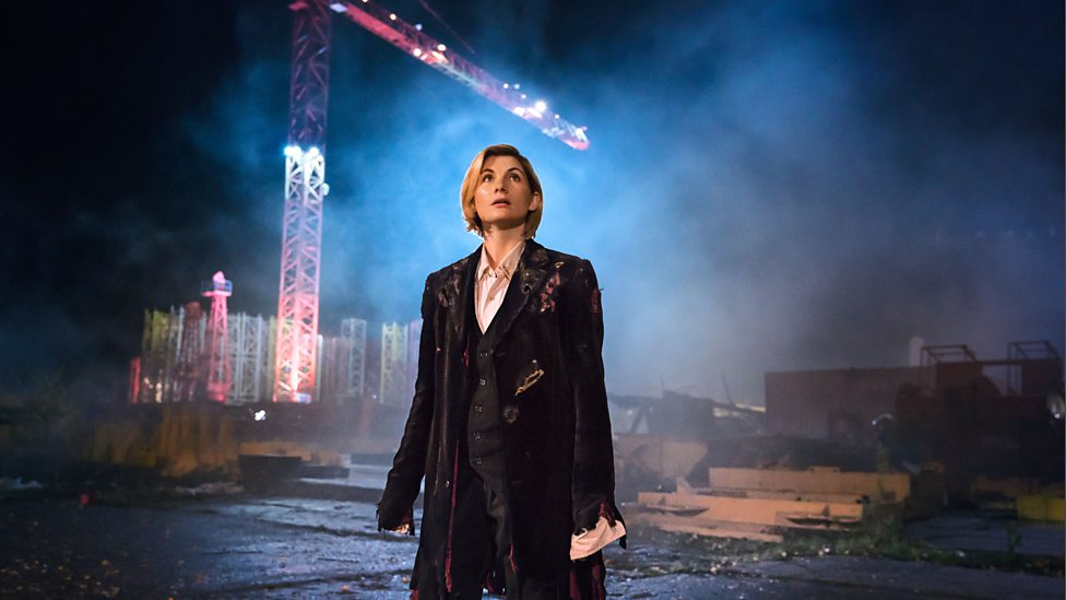 PODCAST 001: DOCTOR WHO The Woman Who Fell To Earth