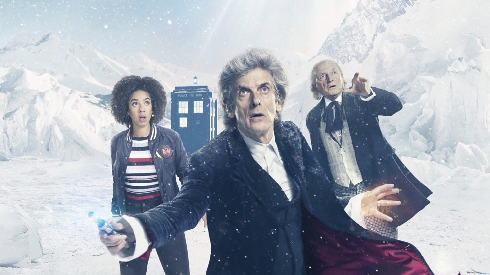PODCAST 021: DOCTOR WHO Twice Upon A Time
