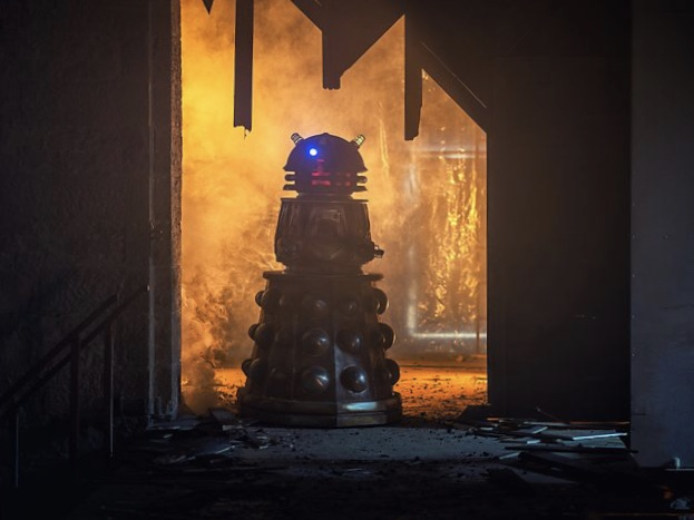 PODCAST 011: DOCTOR WHO Resolution