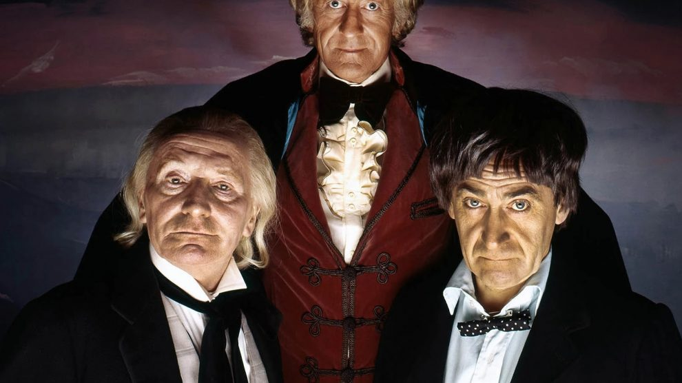 PODCAST 013: DOCTOR WHO The Three Doctors