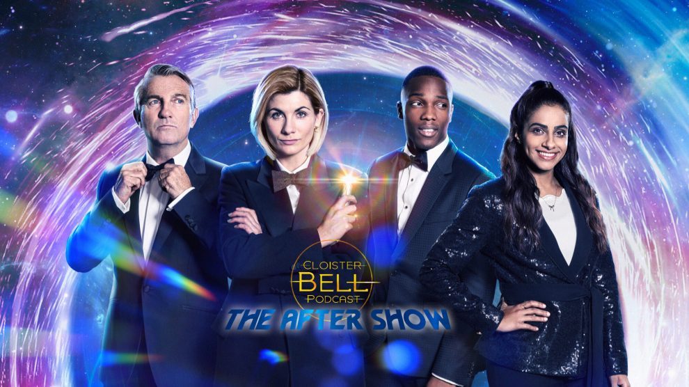 The After Show   Doctor Who Series 12 & Beyond