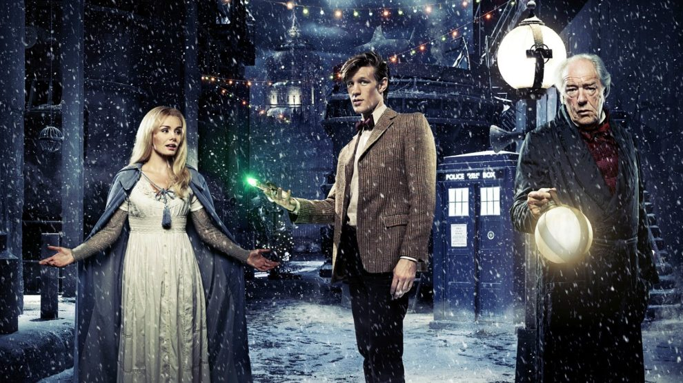 PODCAST 041: DOCTOR WHO A Christmas Carol