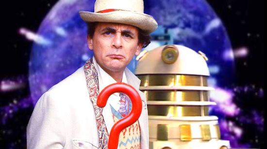 PODCAST 034: Remembrance Of The Daleks
