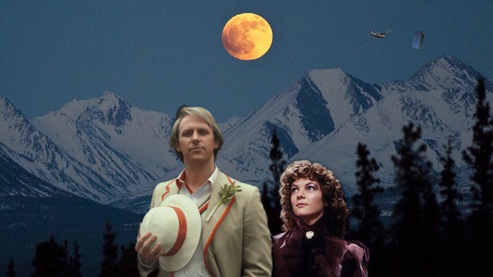 PODCAST 023: DOCTOR WHO The Land Of The Dead