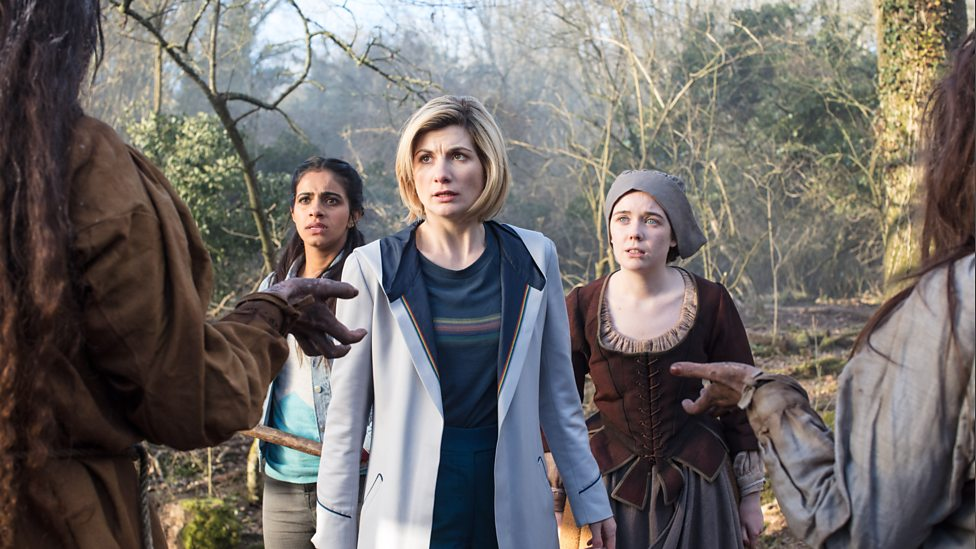 PODCAST 008: DOCTOR WHO The Witchfinders