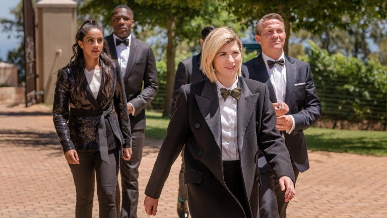 Doctor Who Series 12 review roundup