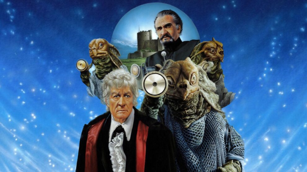 PODCAST 057: DOCTOR WHO The Sea Devils