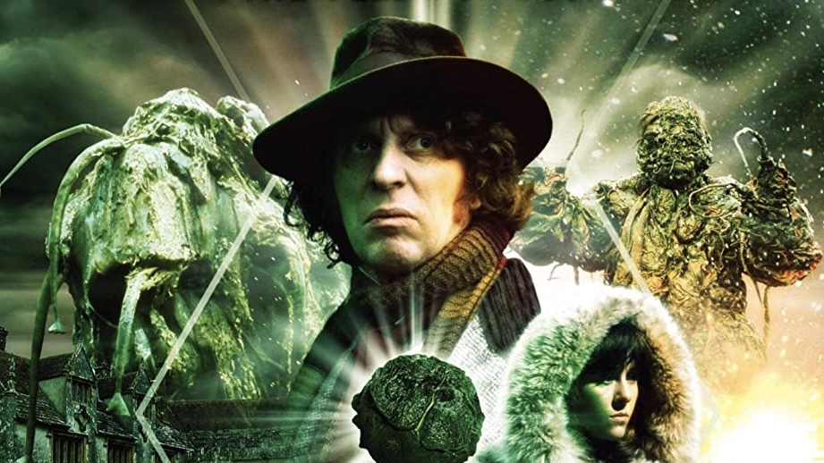 PODCAST 059: DOCTOR WHO The Seeds of Doom