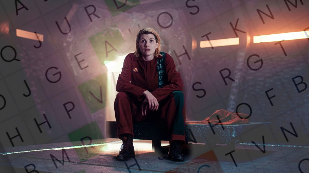 Play our DOCTOR WHO 'Thirteenth Doctor' Word Search!