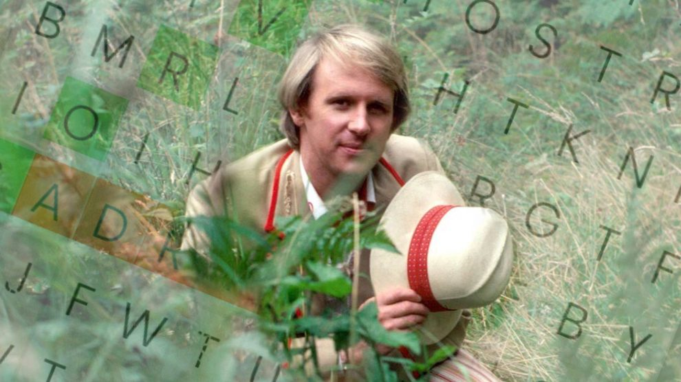 Play our DOCTOR WHO 'Fifth Doctor' Word Search!