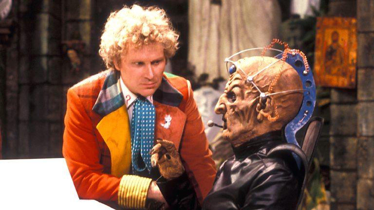 PODCAST 062: DOCTOR WHO Revelation of the Daleks