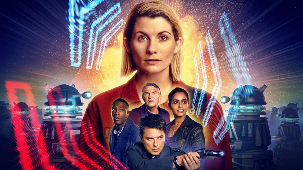 PODCAST 066: DOCTOR WHO Revolution of the Daleks