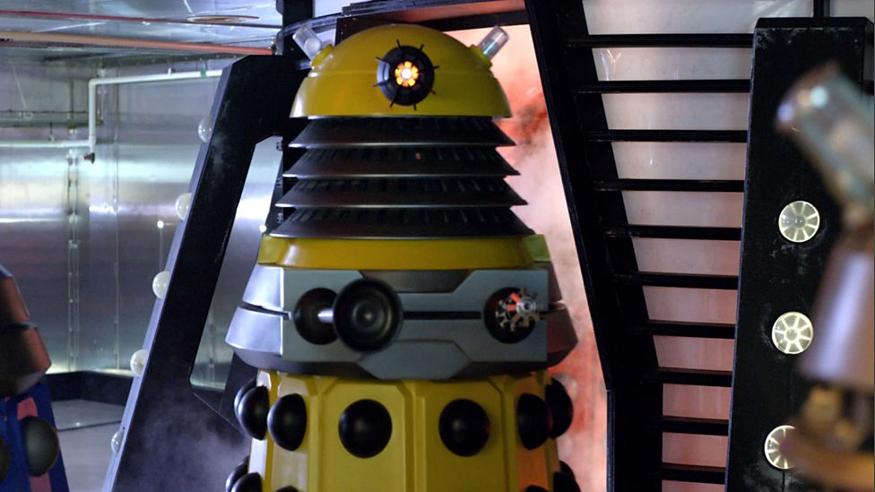 Play our Doctor Who 'Victory of the Daleks' Quiz!