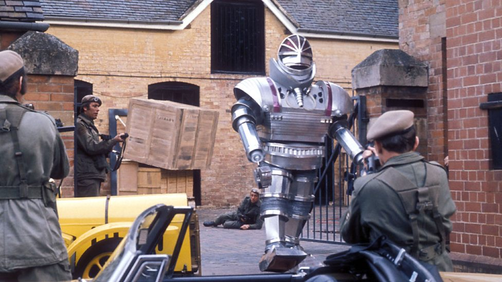 PODCAST 074: DOCTOR WHO Robot