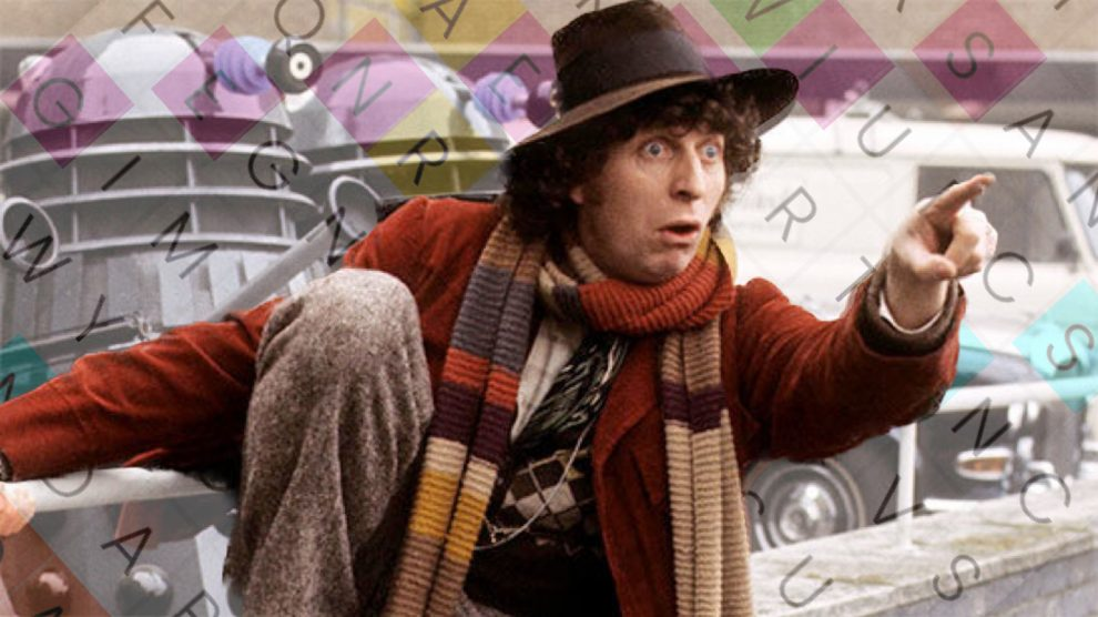 Play our DOCTOR WHO 'Fourth Doctor' Word Search!