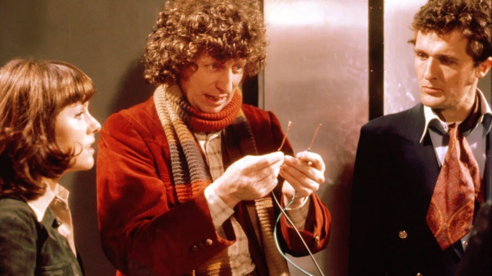 PODCAST 077: DOCTOR WHO Genesis of the Daleks