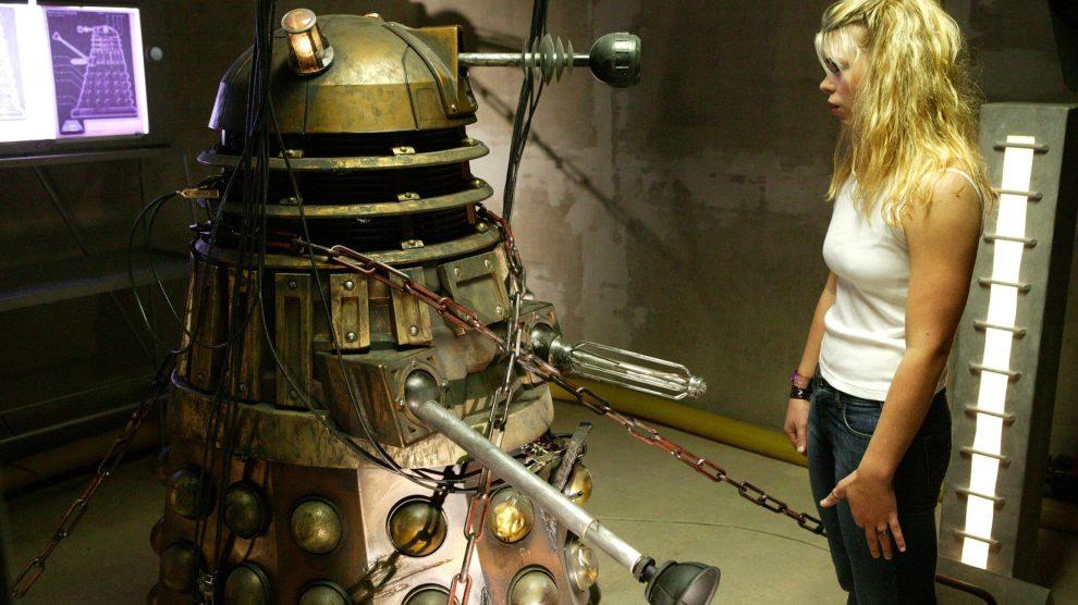 PODCAST 079: DOCTOR WHO Dalek